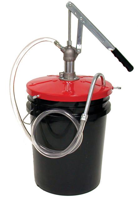ZeeLine 321 Gear Lube Hand Pump, 1 Gallon per 55 Strokes