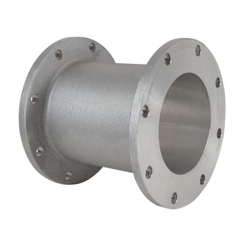 Dixon 4 in. Aluminum TTMA Flange Extension
