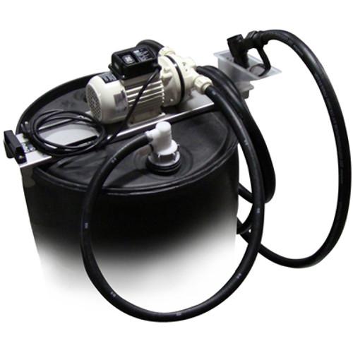 JME 120V AC 55 Gallon Drum DEF Transfer Systems