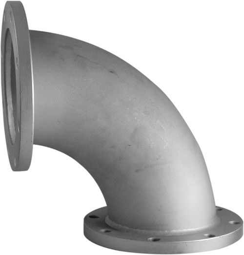4 in. TTMA Flanged 90° Elbow