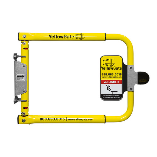 YellowGate Universal Safety Swing Gate