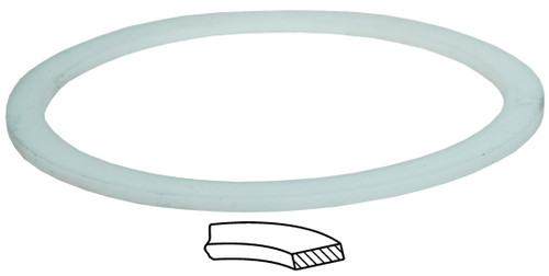Dixon Sanitary I-Line PTFE Gaskets - White
