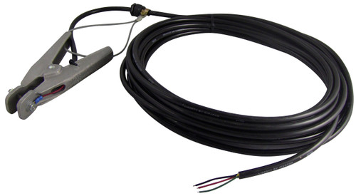 Civacon Ground Verification Clamp with 40 ft. Straight Cord