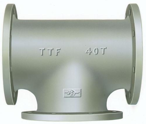 Aluminum TTMA Flange Tee