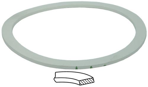 Dixon Sanitary I-Line EPDM Gaskets - White