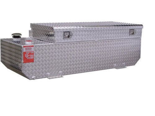 65 Gallon DOT Aluminum Combo Refueling Transfer Tank