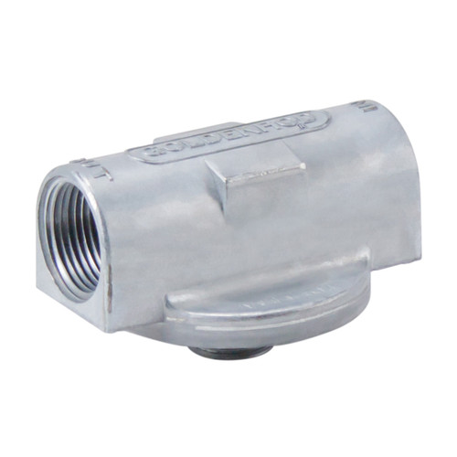 Goldenrod Top Cap For 595 and 596 Series Filters