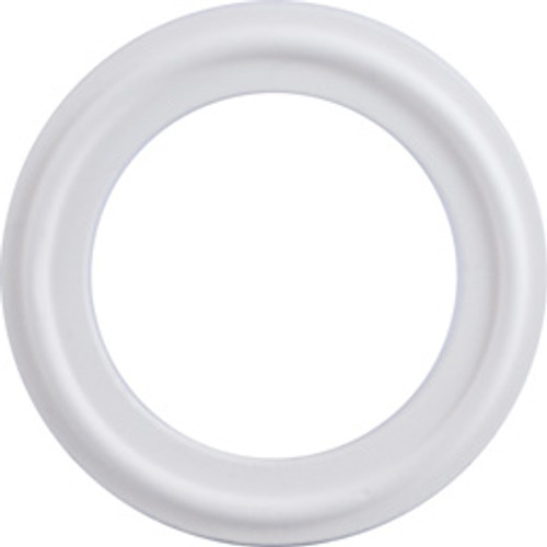 Rubber Fab Standard Gaskets - Silicone (White)