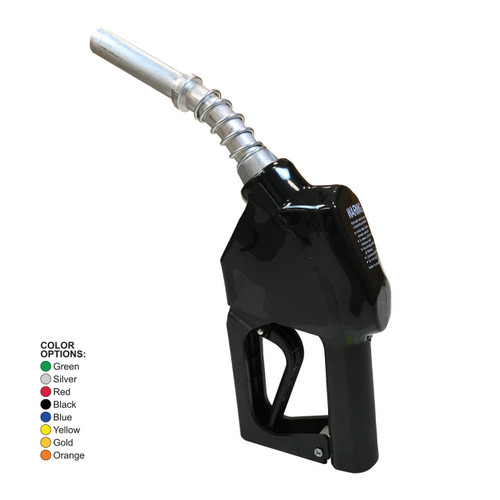 OPW 11AP Unleaded Automatic Fuel Nozzles Without Hold-Open Clip