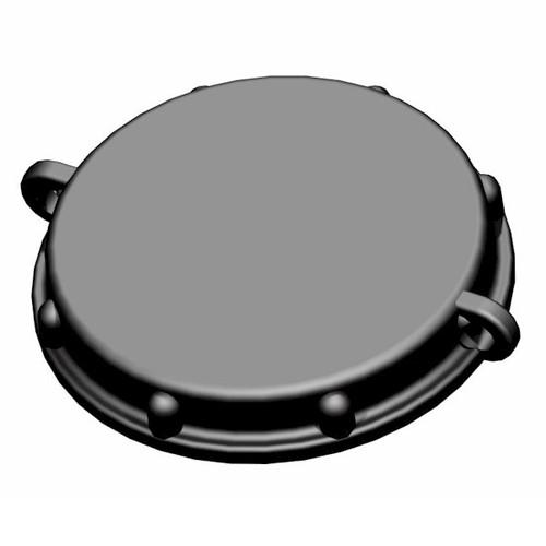 Easy Seal 2 in. Dust Caps