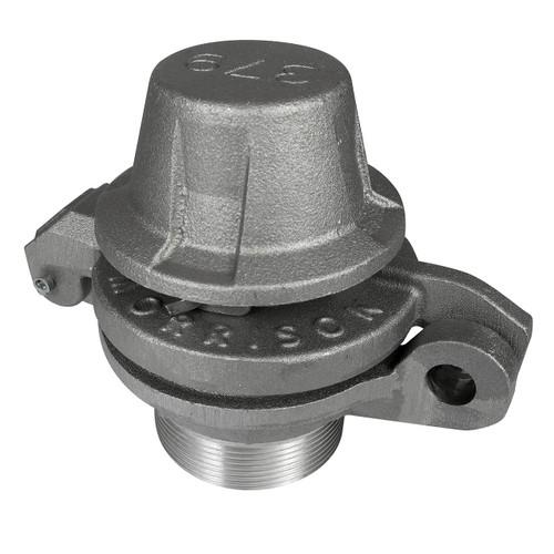 Morrison Bros. 379 2 in. Male NPT Aluminum Fill Cap And Vent