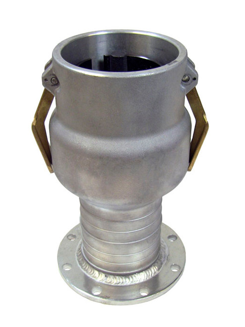 Vapor Flow 633CPP-Style Vapor Recovery Coupler with TTMA Flange