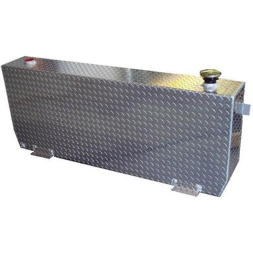 51 Gallon DOT Aluminum Rectangular Refueling Transfer Tank