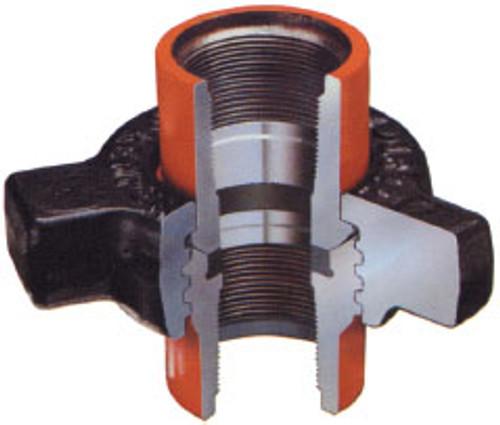 Kemper Valve Figure 602 Threaded Hammer Unions
