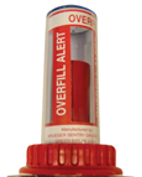 At A Glance Alert Gauge Repair Kit - Type Overfill (O)