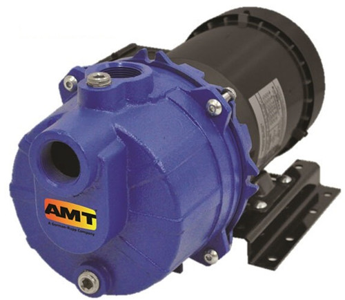 AMT/Gorman Rupp 1 in.- 2 in. Cast Iron Self-Priming Centrifugal Chemical Pumps