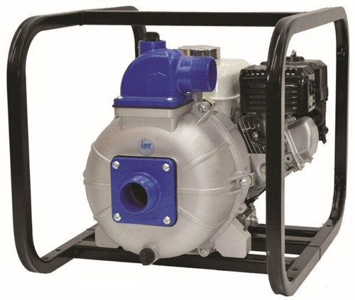 AMT/Gorman Rupp 2 in. Aluminum Engine Driven Portable High Pressure Pump - 130 GPM