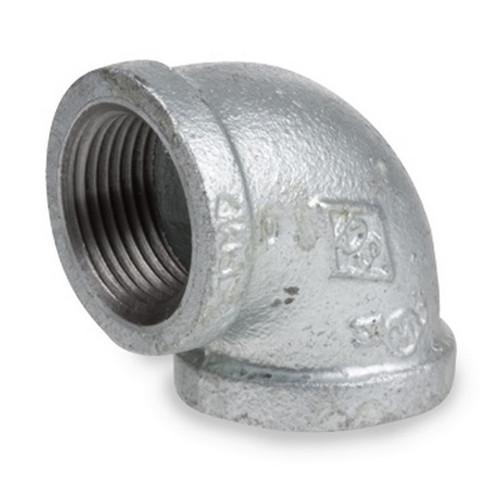 Smith Cooper 150# Galvanized Iron 1/8 in. 90° Elbow - Threaded