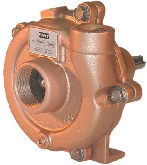 AMT / Gorman Rupp Bronze Straight Centrifugal Pedestal Pump