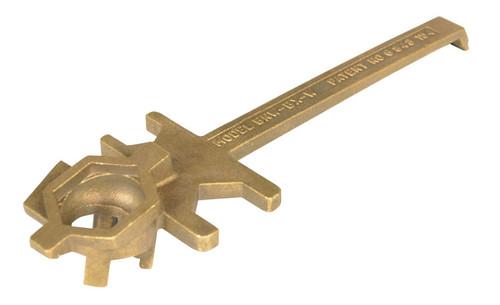 Vestil Bronze Universal Bung Wrench