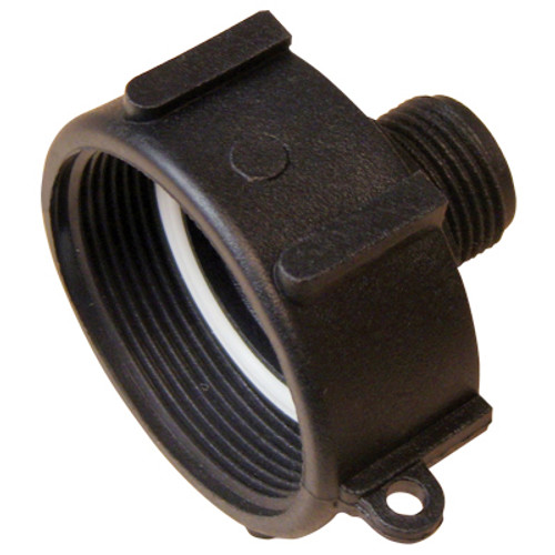 3/4 in. Male Garden Thread x 2 in. NPS Female Adapter