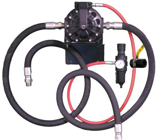 Balcrank CenterFlo CF30 Used Oil Evacuation Aluminum Diaphragm Pump Package
