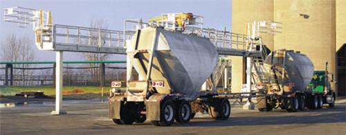 SafeRack Platform & Sliding Gangway System