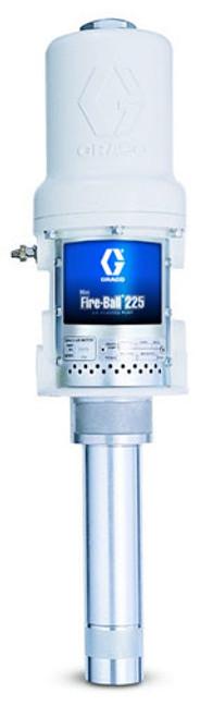 Graco Mini Fireball 225 3:1 Air Motor & Pump Repair Kit