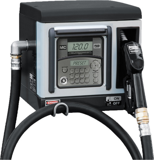 Piusi Cube 70 MC Diesel Fuel Monitoring System with Dispenser