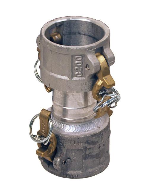 Dixon Aluminum Boss-Lock Spool Couplers