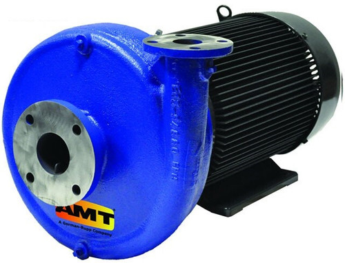 AMT/Gorman Rupp 3 in. x 2 in. 1750 RPM Cast Iron Straight Centrifugal Pump