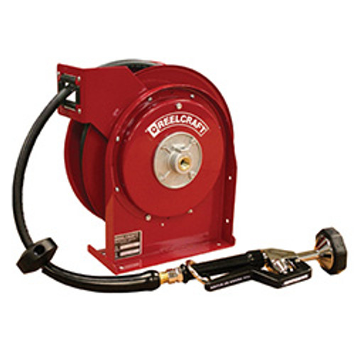 """Reelcraft Pre-Rinse Reel with 3/8"""" x 35' Hose"""