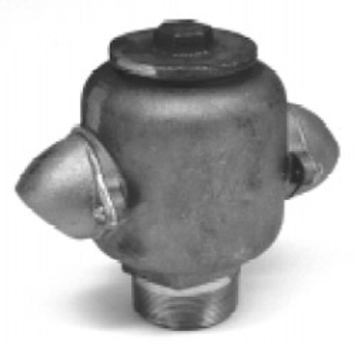 Clay & Bailey 88 Series 2 in. & 3 in. NPT Aluminum Storage Tank Vents