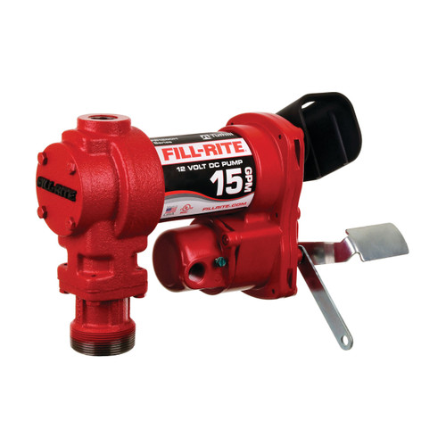 Fill-Rite FR1204H 12V DC Fuel Transfer Pump Only - 15 GPM