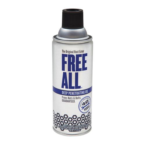 Free All Deep Penetrating Oil