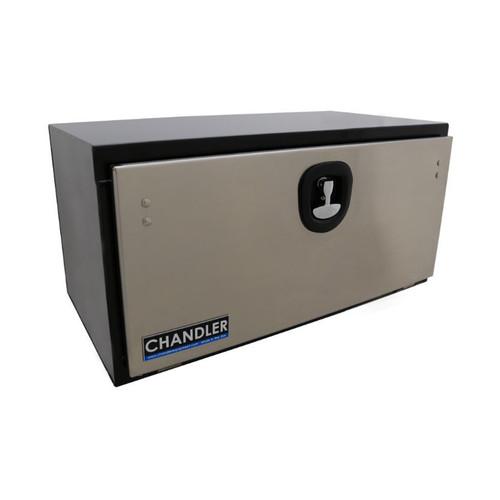 Chandler Equipment Carbon Steel Underbody Toolboxes w/ Stainless Steel Door