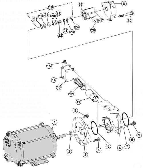 SVI Inc. Gasboy 20 Series Seal Kit Gasboy Wiring Diagram on