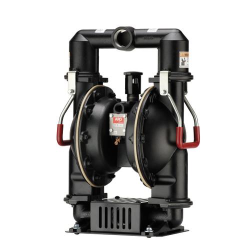 ARO 2 in. Pit Boss Alumnium Air Diaphragm Dewatering Pump