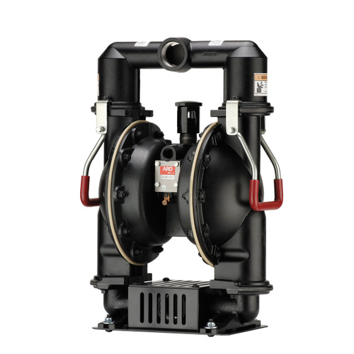 ARO 2 in. Pit Boss Alumnium Air Diaphragm Dewatering Pump
