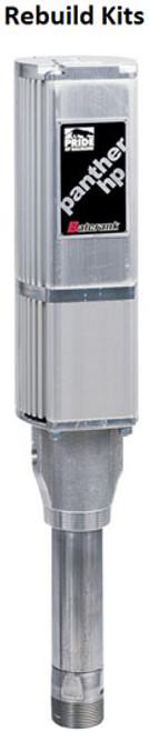 Balcrank Panther HP Series Pump Replacement Parts and Repair Kits