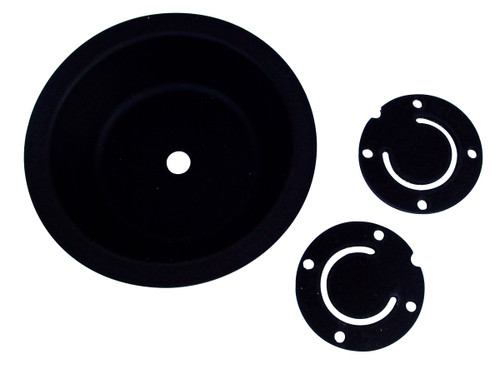 """Bosworth Buna-N Service Kit for Guzzler """"0400"""" or """"0450"""" Series Pumps"""