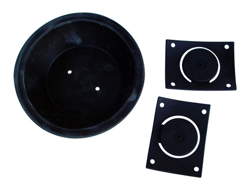 Bosworth Buna-N Service Kit for Guzzler 2600 Series Pump