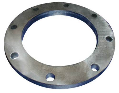 4 in. x 1/2 in. Thick Carbon Steel TTMA Weld Flange