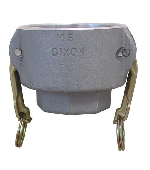 Dixon Aluminum Part D Reducing Female Coupler x Female NPT