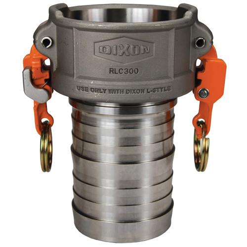 Dixon Vent-Lock EZ Boss-Lock Part C Couplers
