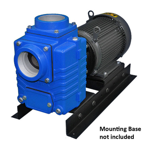 AMT 4 in. Cast Iron Self-Priming Centrifugal Pumps