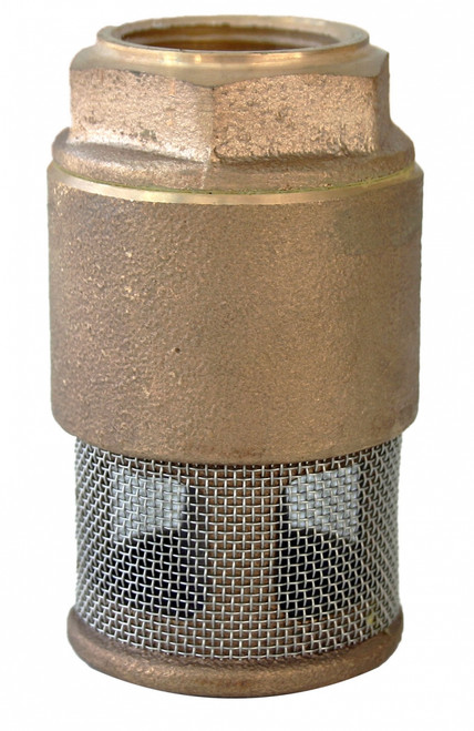 Morrison Bros. 334 Series Single Poppet Foot Valve