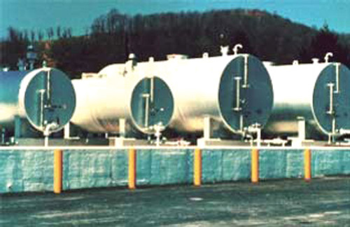 Double Wall Horizontal Tanks