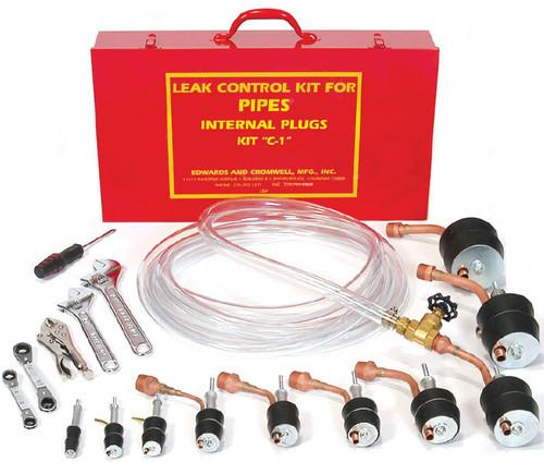 Edwards And Cromwell MFG. Pipe Leak Control Kits