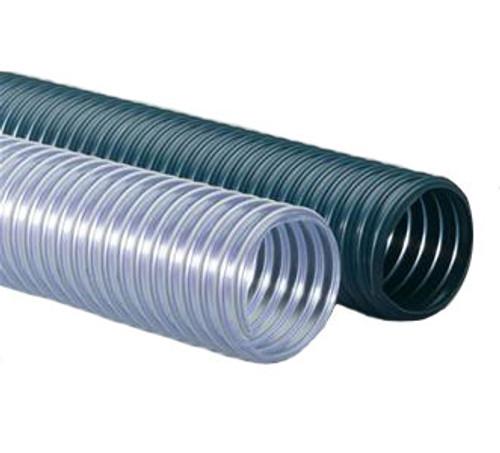 Flexaust Flexadux® PV (R-3) Series 25 ft. Duct Hose (Clear)